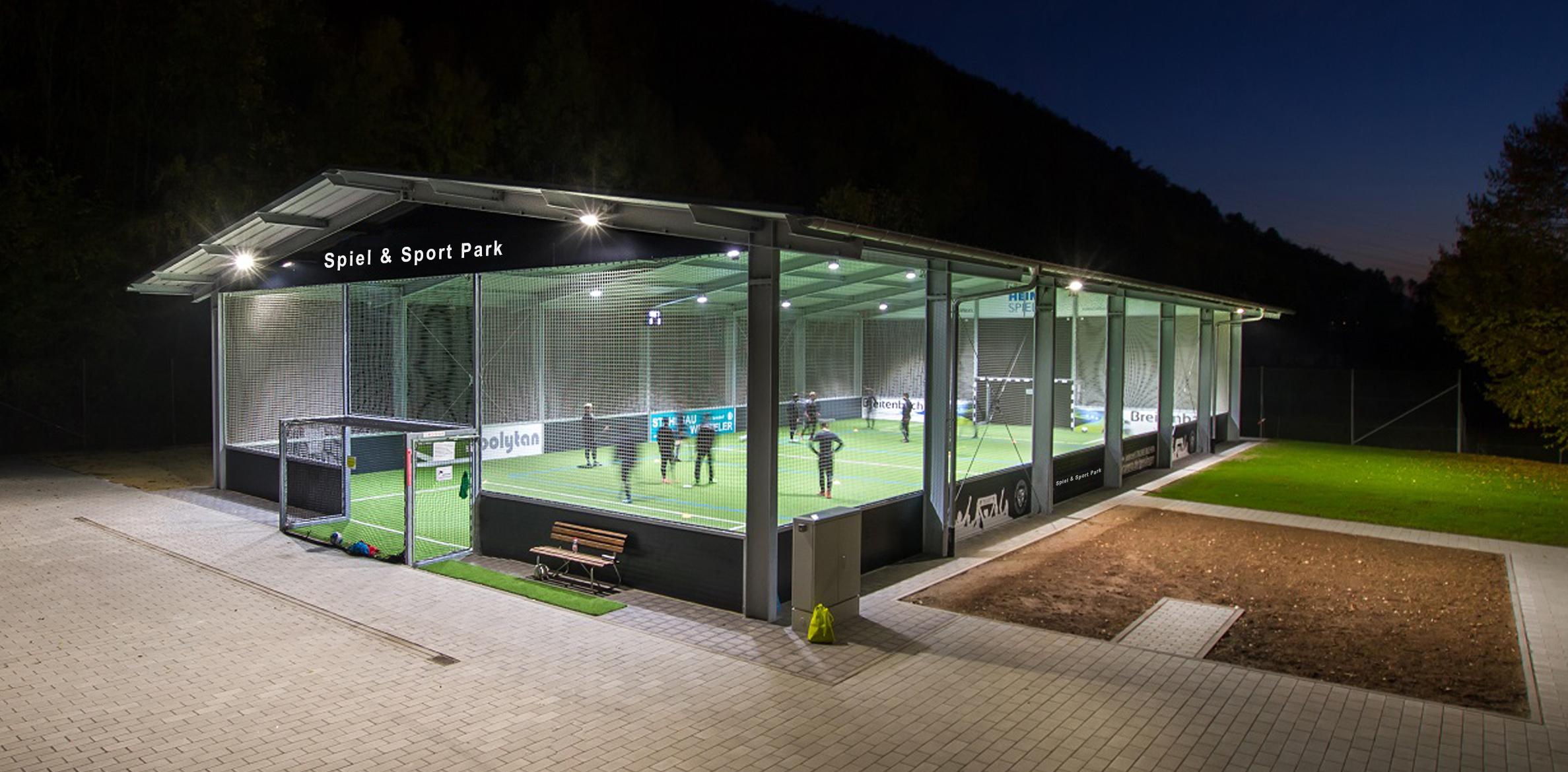 Spiel-Sport-Arena